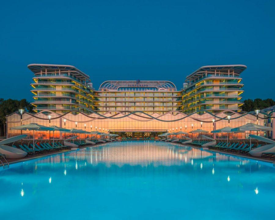 Опоры для террасы — 5-звездочный роскошный отель в Грузии