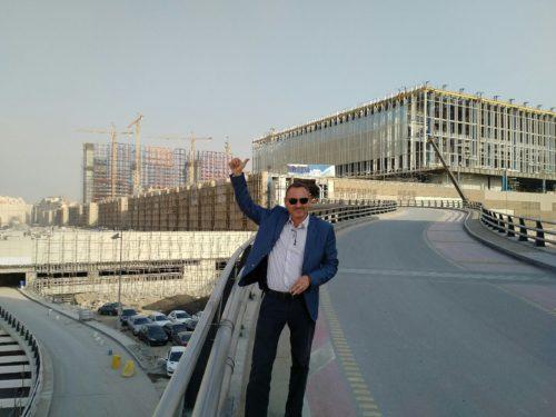 Опоры Бузон для крупнейшего в мире торгового центра в Тегеране