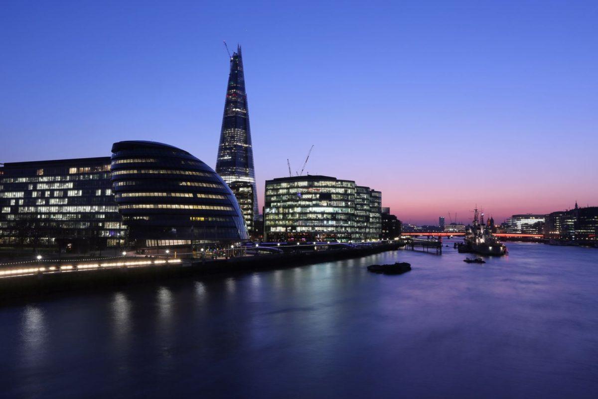 Лондонский «Осколок»