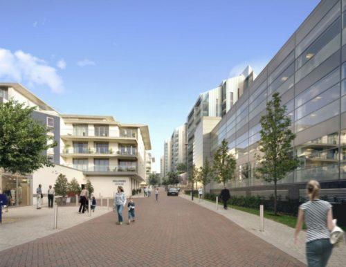 Работы с участием Buzon начинаются в квартале РАМ, в Уондсворте