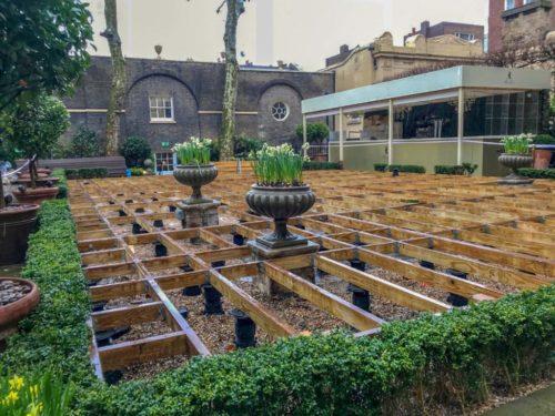 Buzon участвует в реконструкции знаменитого частного лондонского клуба Home House